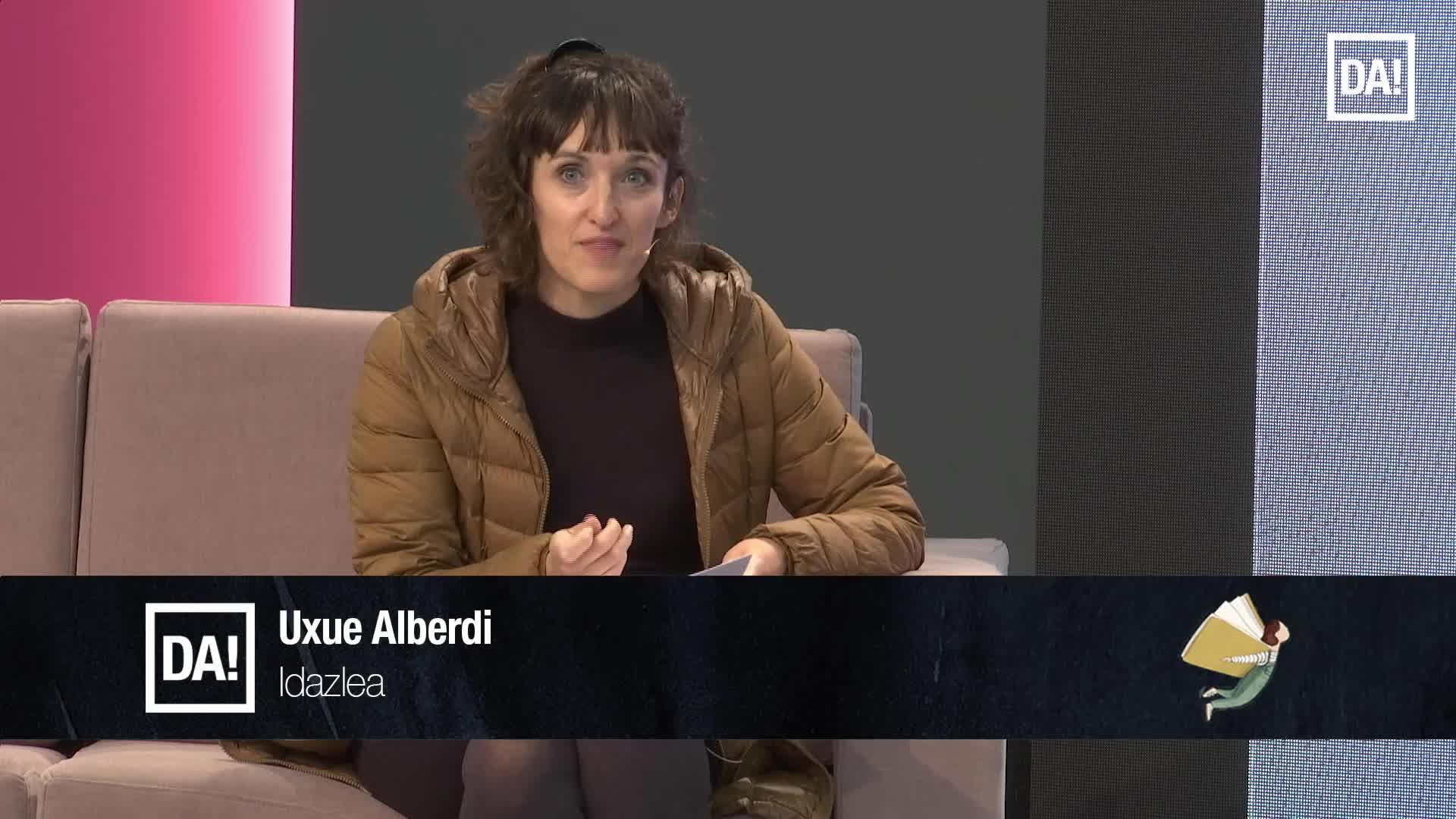 Uxue Alberdi