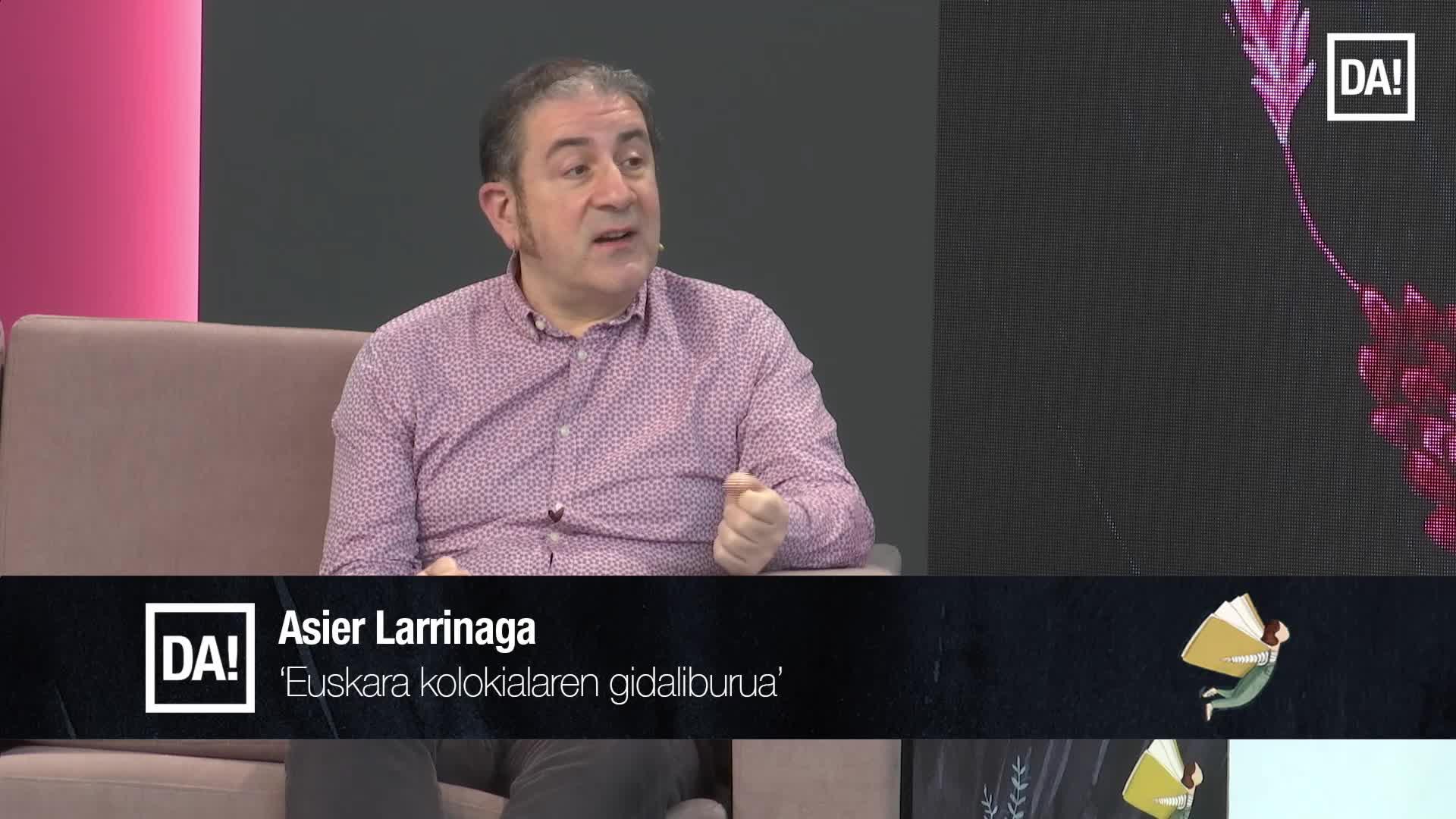 Asier Larrinaga