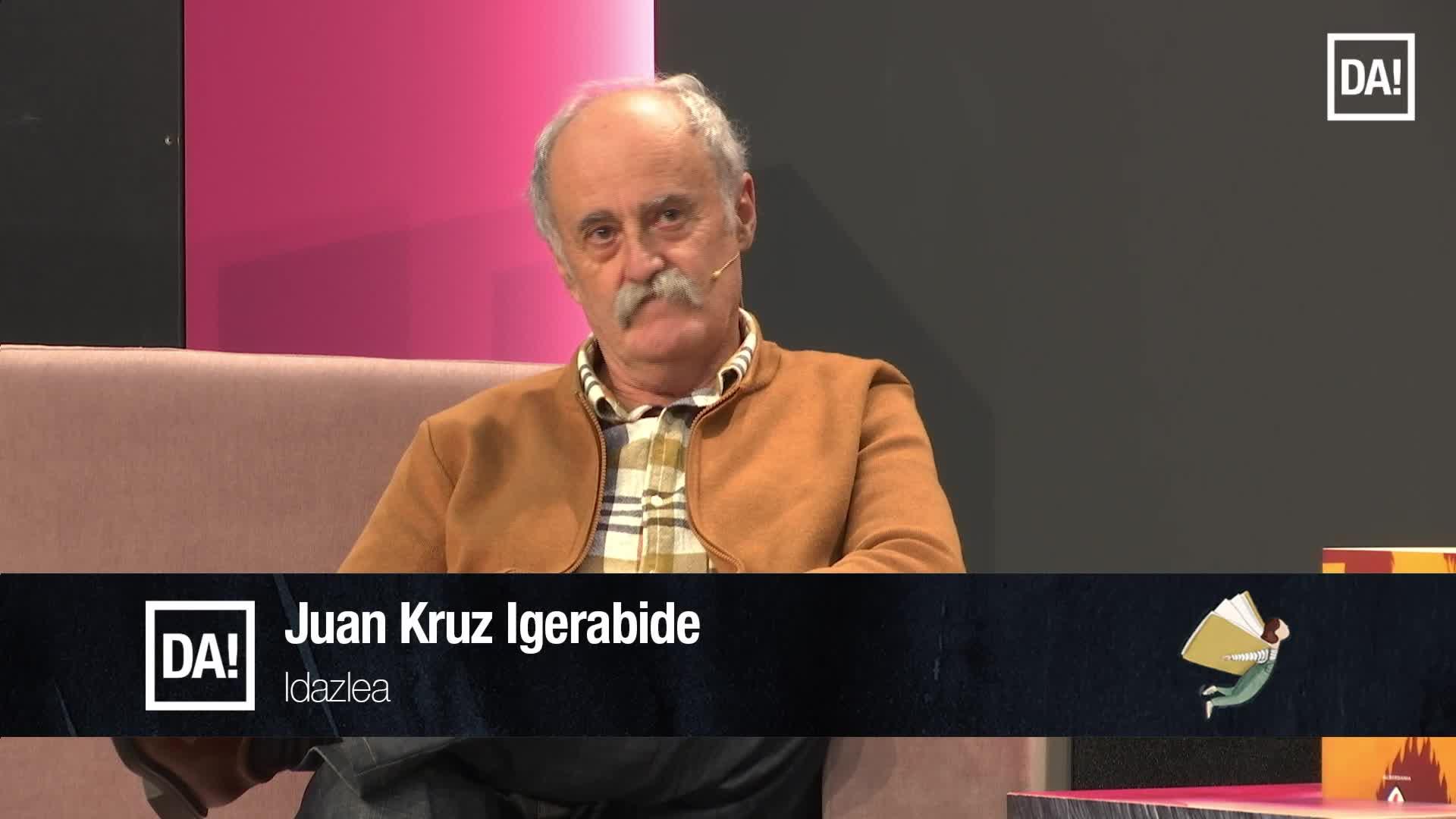 Juan Kruz Igerabide
