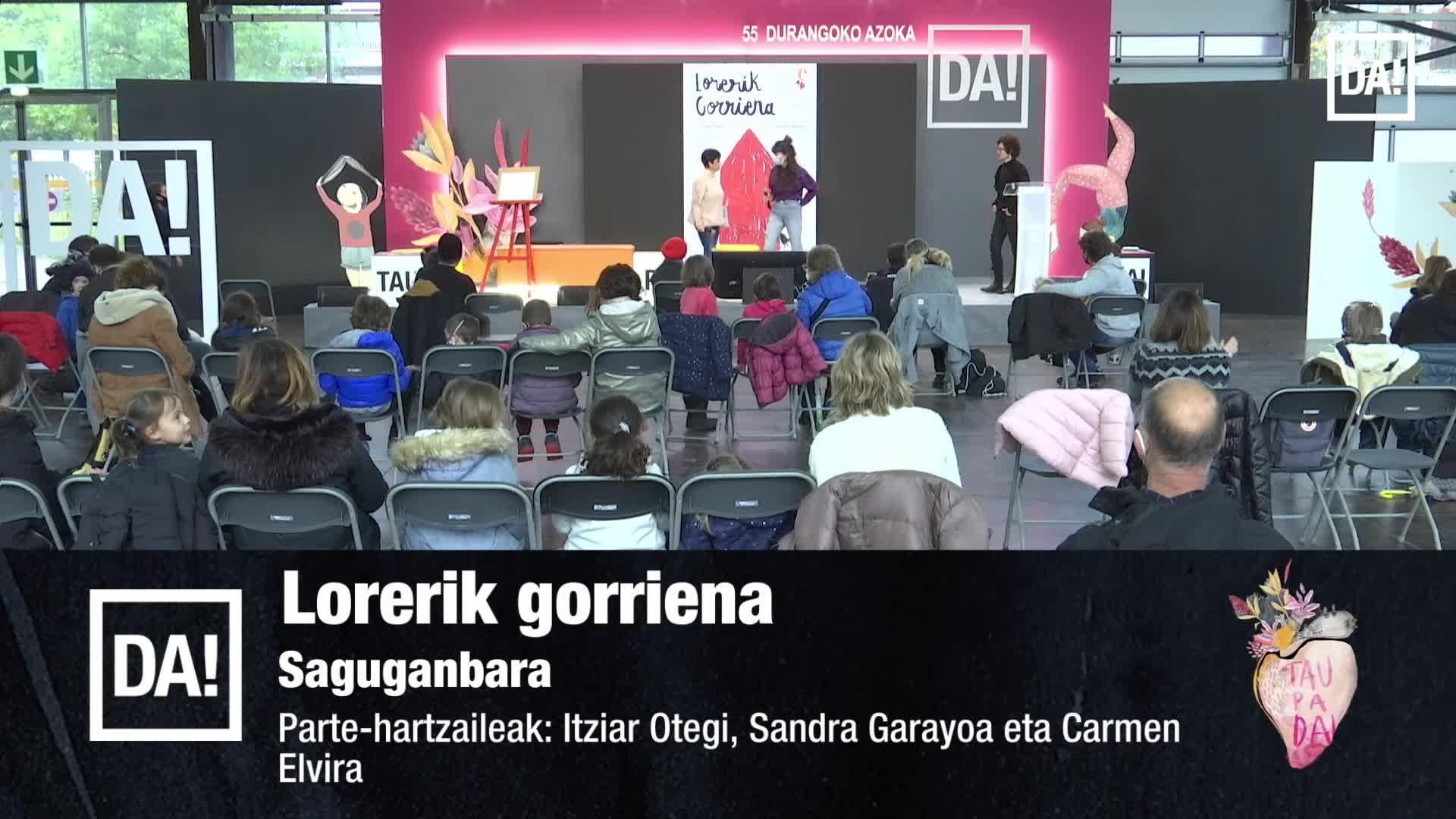 Lorerik gorriena