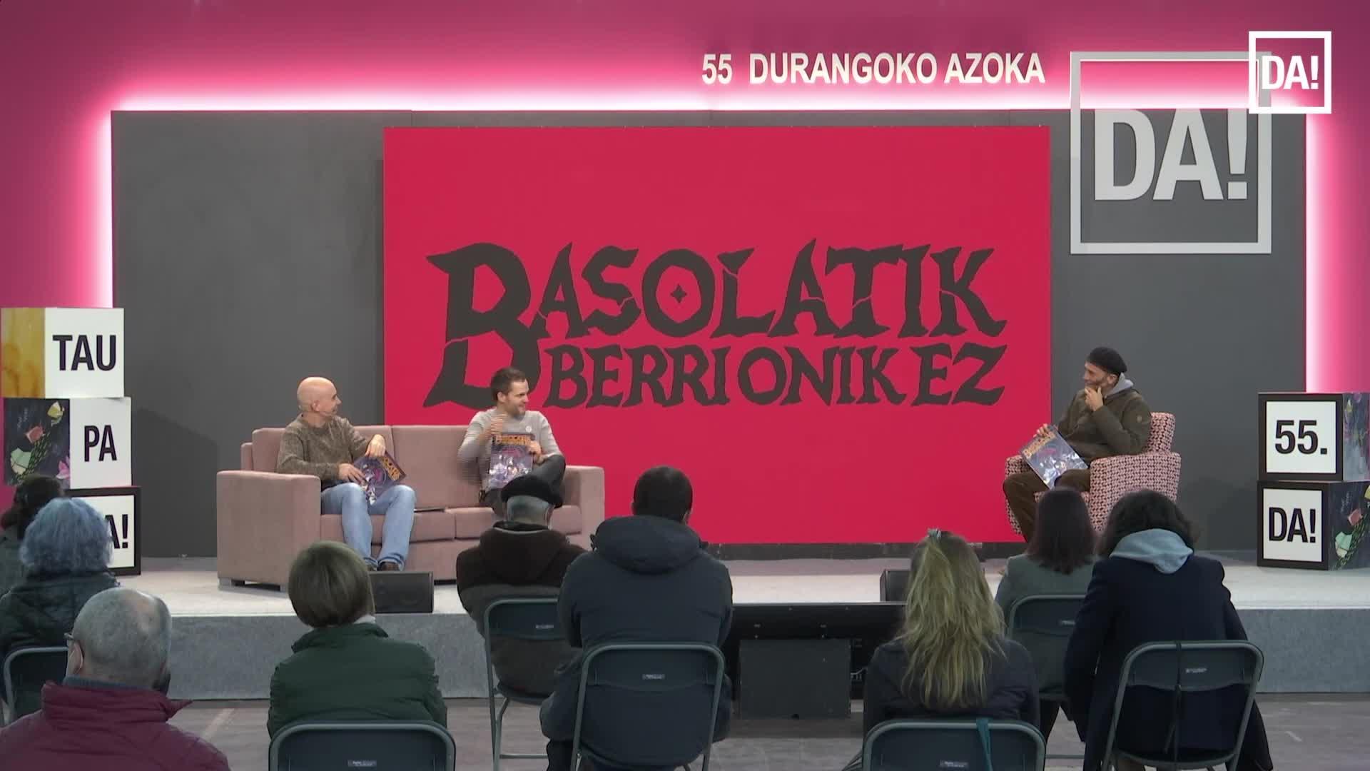Asisko Urmeneta + Joseba Larratxe
