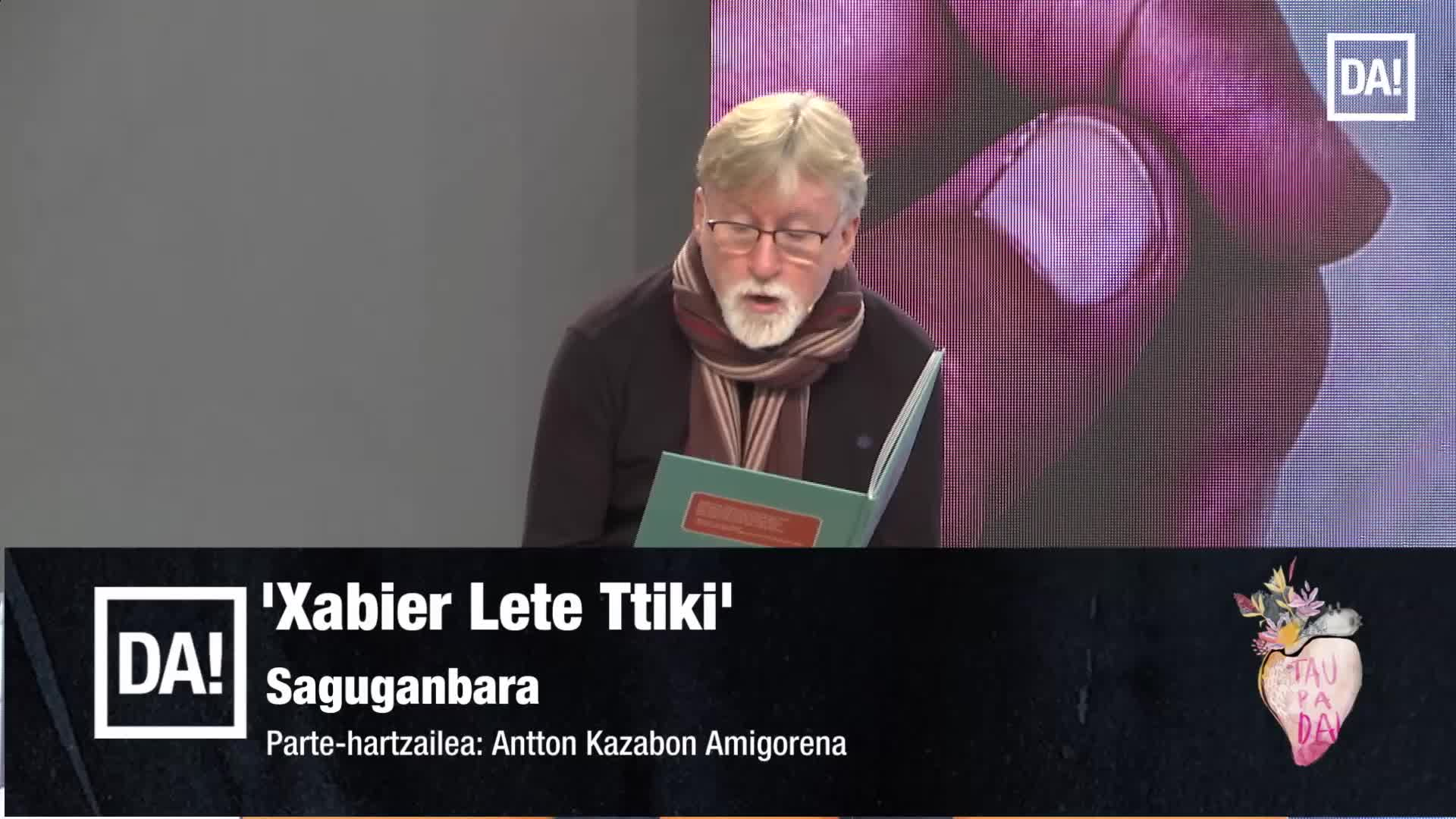 Xabier Lete ttiki