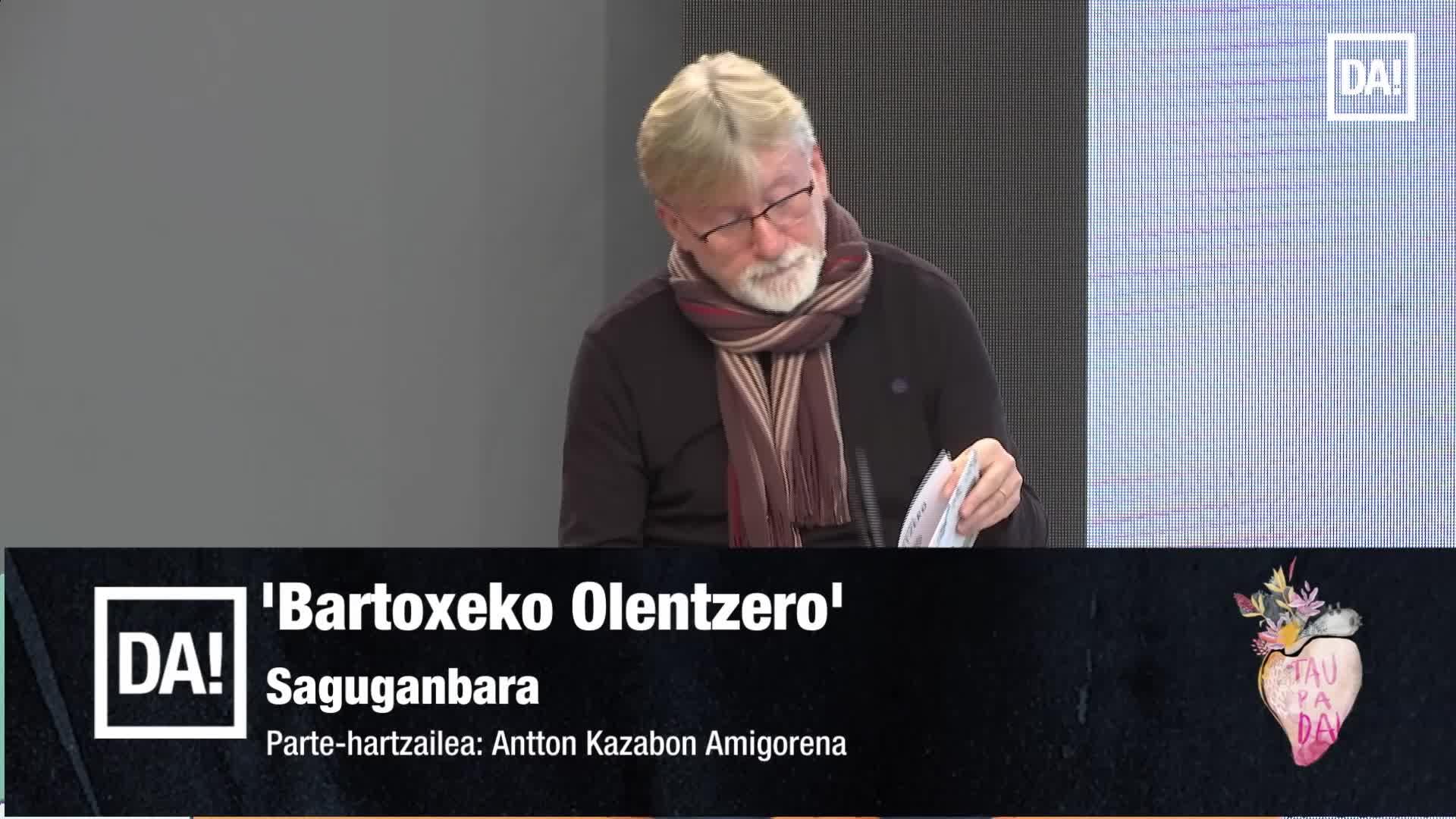 Bartoxeko Olentzero