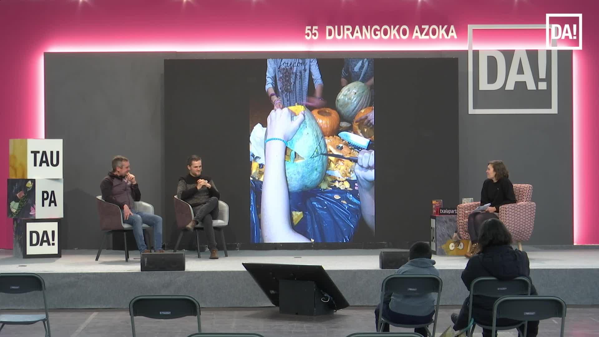 Josu Ozaita + Joseba Larratxe