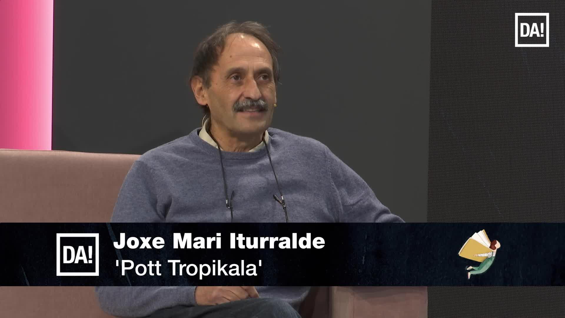 Pott Tropikala, 40 urte
